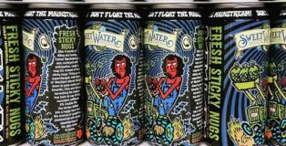 SweetWater Brewing Co. Dank Tank Fresh Sticky Nugs Dank