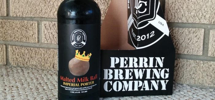 Perrin Brewing Co. | Malted Milk Ball Imperial Porter