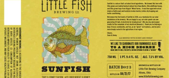 Little Fish Brewing | Sunfish