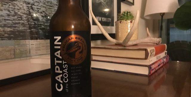 Pelican Brewing Company | Captain of the Coast