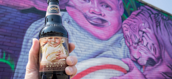 Founders Brewing Announces Year-Round Distribution for Breakfast Stout & Backwoods Bastard