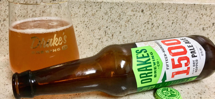 Drake's Brewing Co. | 1500 Dry Hopped Pale Ale