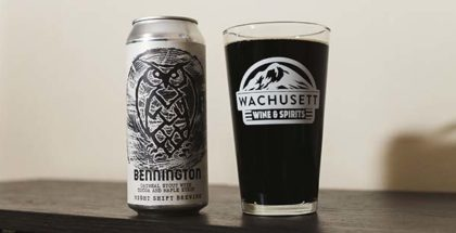 night shift brewing bennington