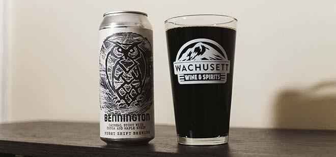 night shift brewing bennington