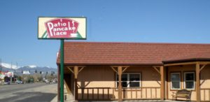 Patio Pancake Place Salida Chaffee County Colorado