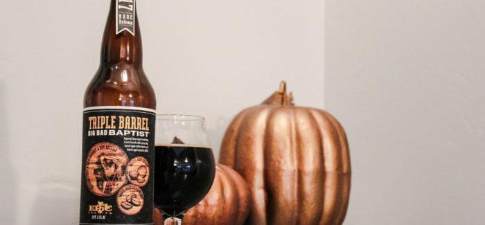 Epic Brewing Company | Triple Barrel Big Bad Baptist