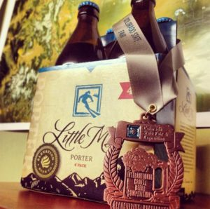 Little Mo Porter Elevation Beer Co. Salida Chaffee County Colorado