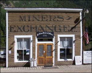 St. Elmo's General Store Inc. Buena Vista Chaffee County Colorado