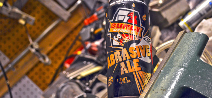 Surly Brewing Co. | Abrasive Ale