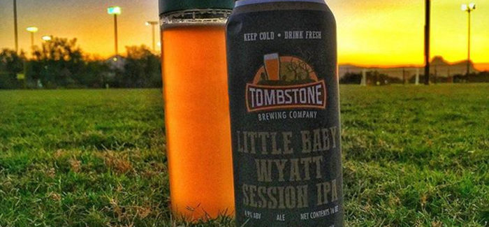 Tombstone Brewing Co. | Little Baby Wyatt