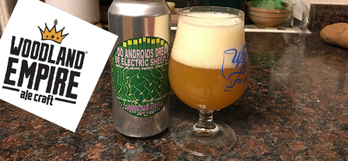 Woodland Empire Ale Craft | Do Androids Dream of Electric Sheeple?