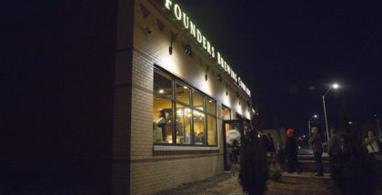 Founders Brewing Detroit Taproom