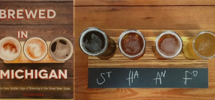 Book Review & Interview | Brewed in Michigan