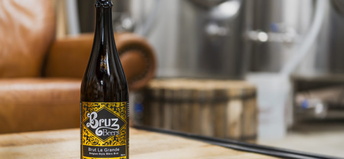 Bruz Beers Brut La Grande