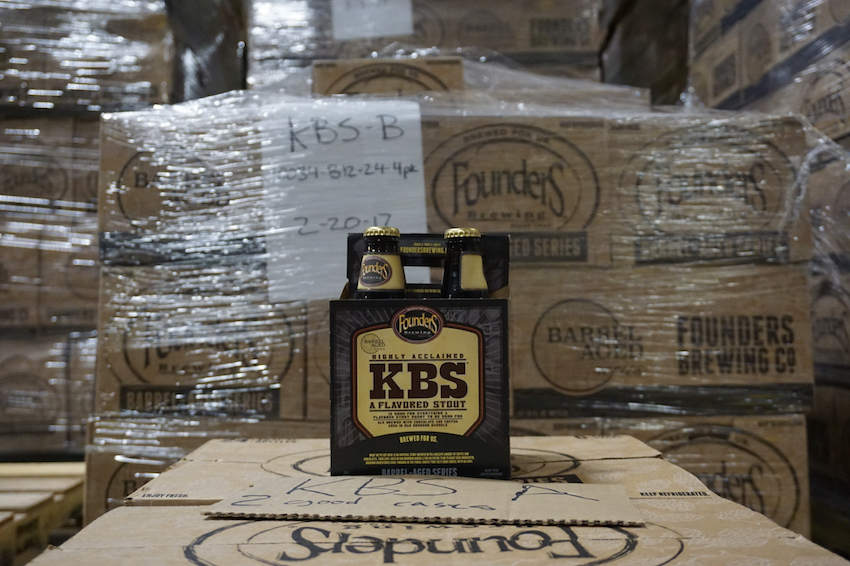 Founders Brewing KBS Kentucky Breakfast Stout