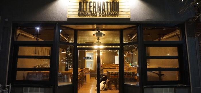 Alternation Brewing Denver Colorado