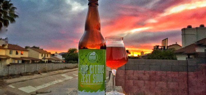 Kannah Creek Brewing Co. | Hop Citrus Zest Sour