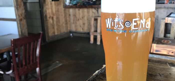 Wit's End Brewing | The Last Jed-IPA