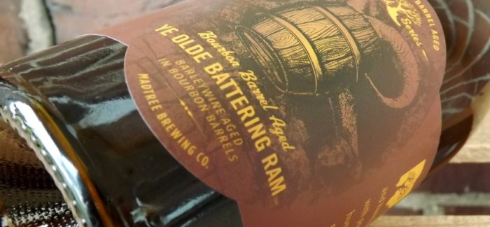 MadTree Brewing | Ye Olde Battering Ram Bourbon Barrel Aged Barleywine