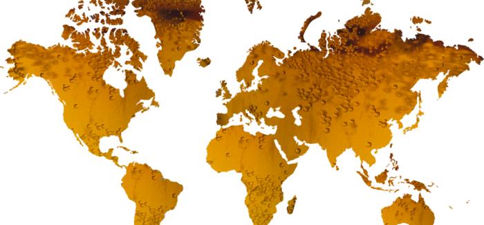 Beery New Year's Around the World