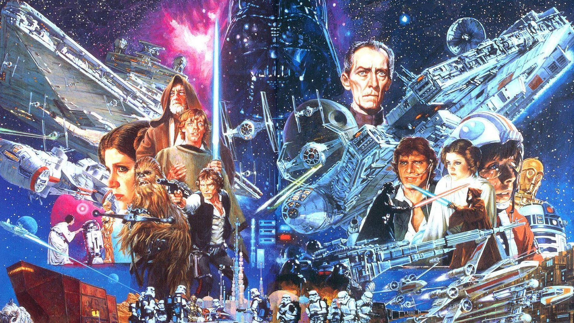 Revisiting Star Wars The Original Trilogy