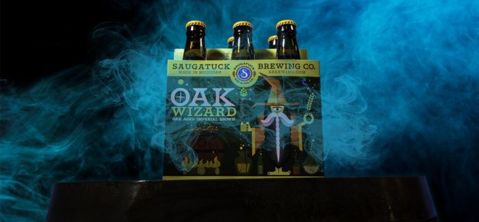Saugatuck Brewing Co. | Oak Wizard Oak Aged Imperial Brown Ale