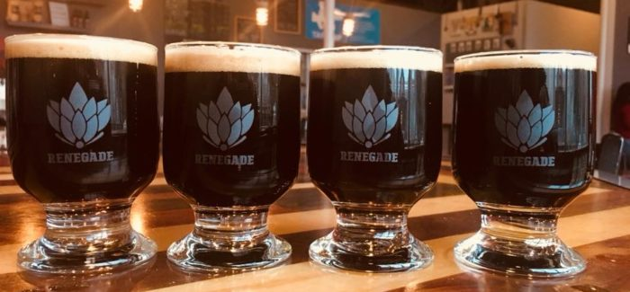 Renegade Brewing Company | The Night Flight