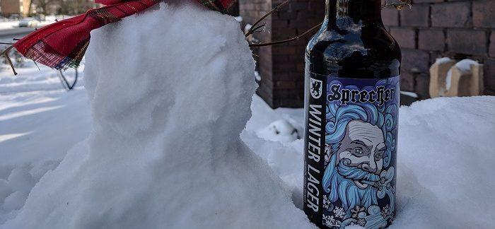 Sprecher Brewing Company | Winter Lager
