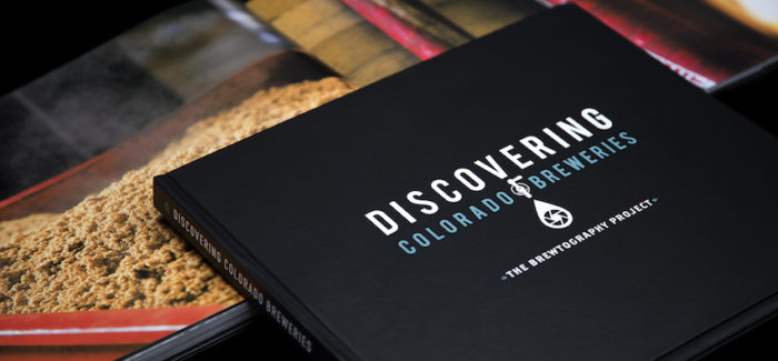 Discovering Colorado Breweries coffee table book