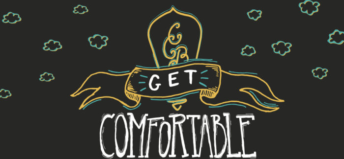 Creature Comforts' Get Comfortable Campaign Aims to Make an Impact on Athens