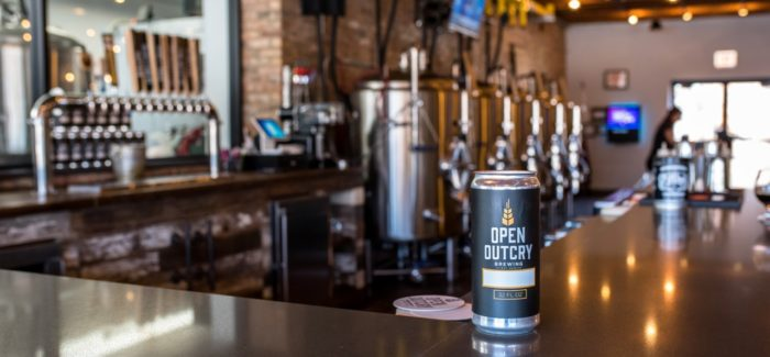 Inside the Tank | Open Outcry Brewing
