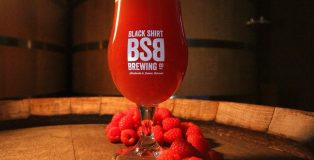 black shirt brewing electric ladyland