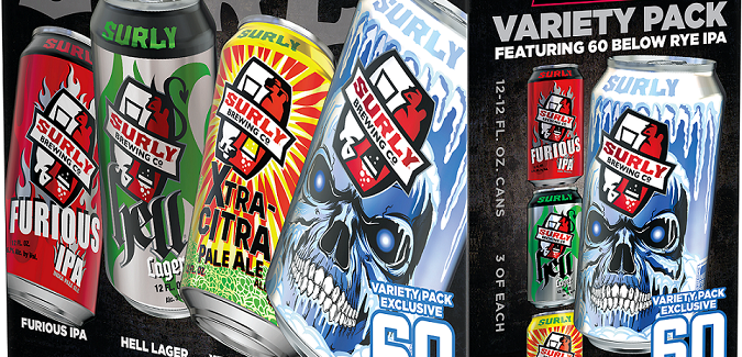 Fast Facts on Surly Brewing's First-Ever Variety Pack