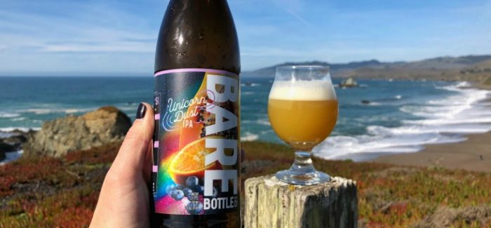 Barebottle Brewing Co. | Unicorn Dust IPA