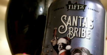 Santa's Bribe - Taft's Ale House