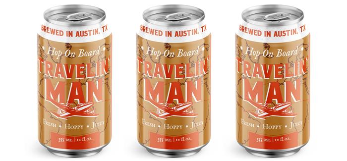 Adelbert's Brewery | Travelin' Man Intercontinental IPA