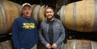 Two Roads & Crooked Stave Collaboration