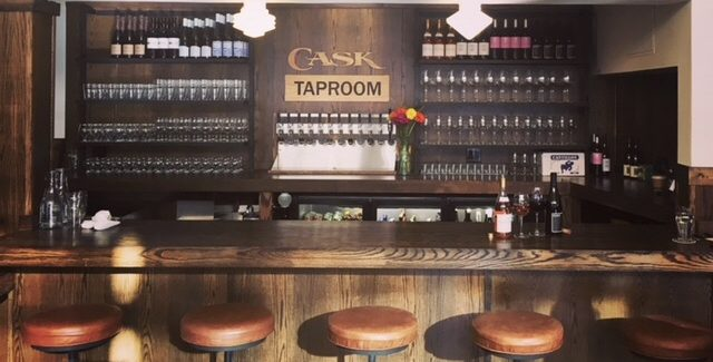 Cask Taproom & Wine Bar Grand Opening March 23, 2018 (Berkeley)