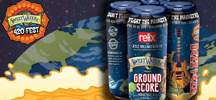 SweetWater Brewing Co. | Ground Score IPA
