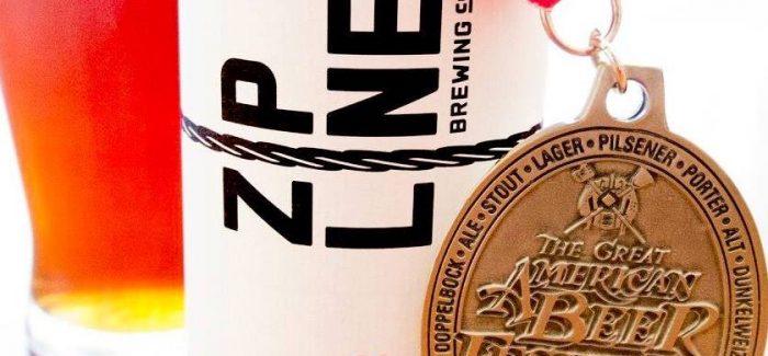 Zipline Brewing Co. | Copper Alt