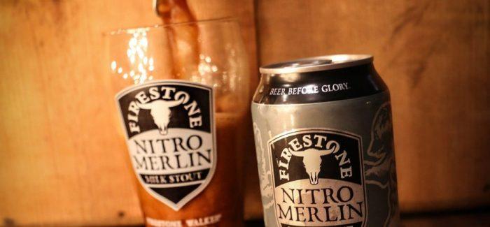 Firestone Walker Brewing Company | Nitro Merlin Milk Stout
