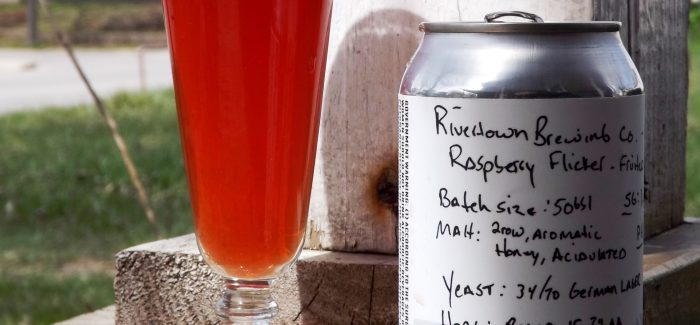 Rivertown Brewing | Raspberry Flicker