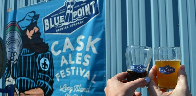 Blue Point Brewing's 15th Annual Cask Ales Festival