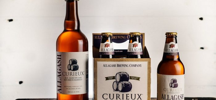Allagash Brewing's Barrel-Aged Curieux is Headed to 12oz Bottles