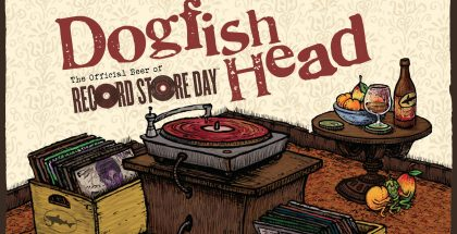 dogfish head record store day cover
