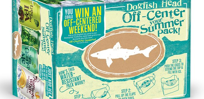 The Strategic Approach Behind Dogfish Head's New Summer 12-Packs
