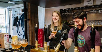 Brandon and Lisa Boldt Primitive Beer Longmont