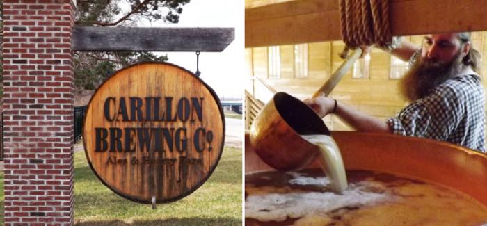 Carillon Brewing | Coriander Ale