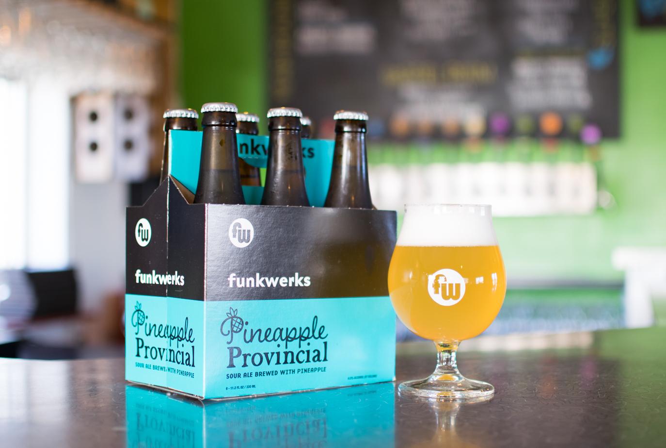 Funkwerks | Pineapple Provincial
