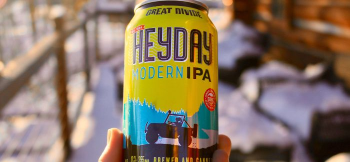 Great Divide Brewing Company | Heyday Modern IPA